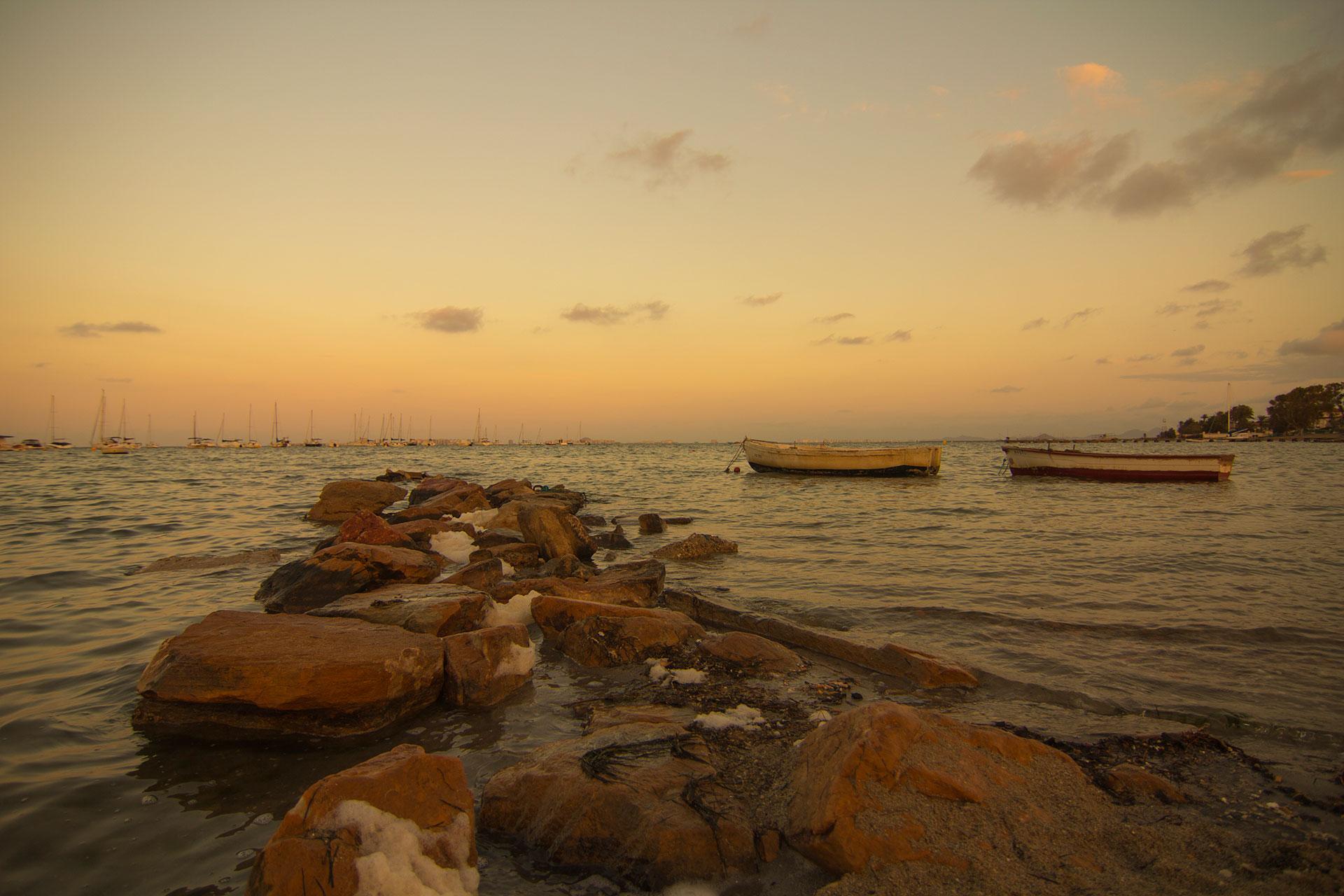 Rocas Mar Menor