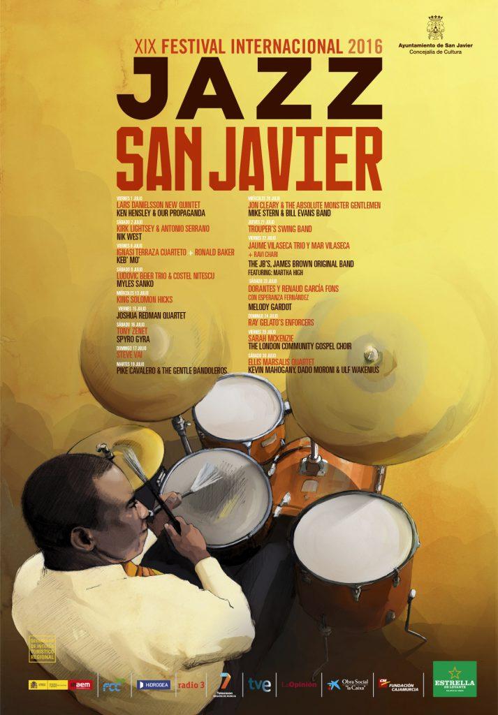 Poster Jazz 2016