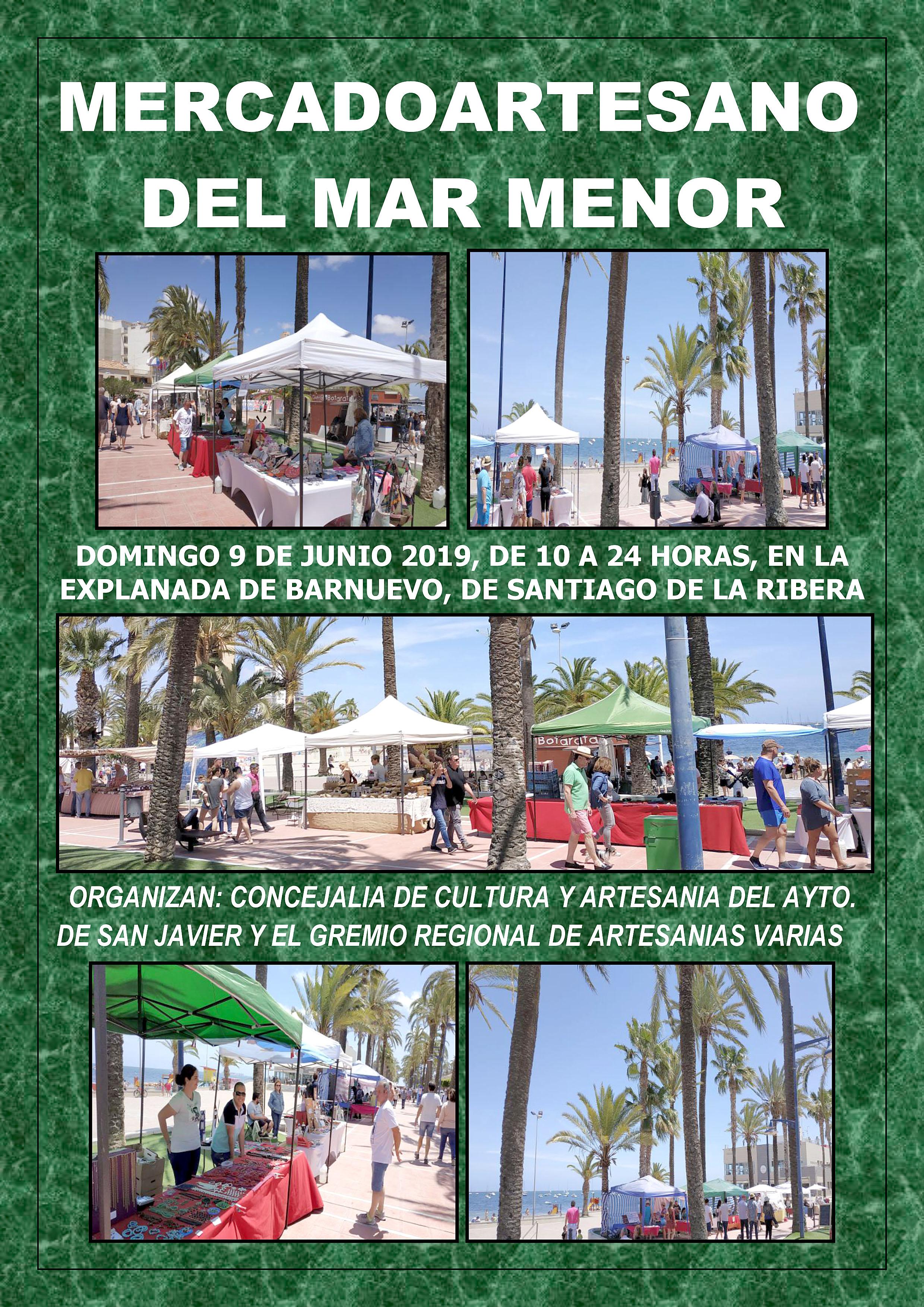 Mercado artesanal 9-06-2019