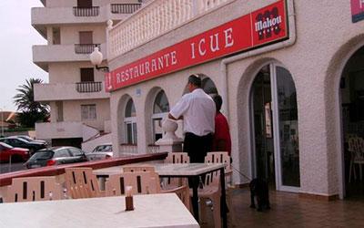 Restaurante ICUE