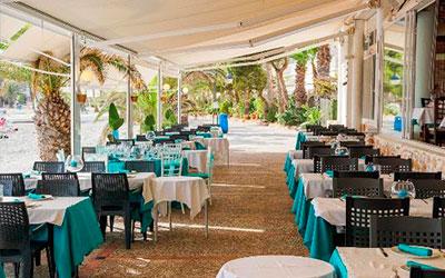 Restaurante Area Beach Club