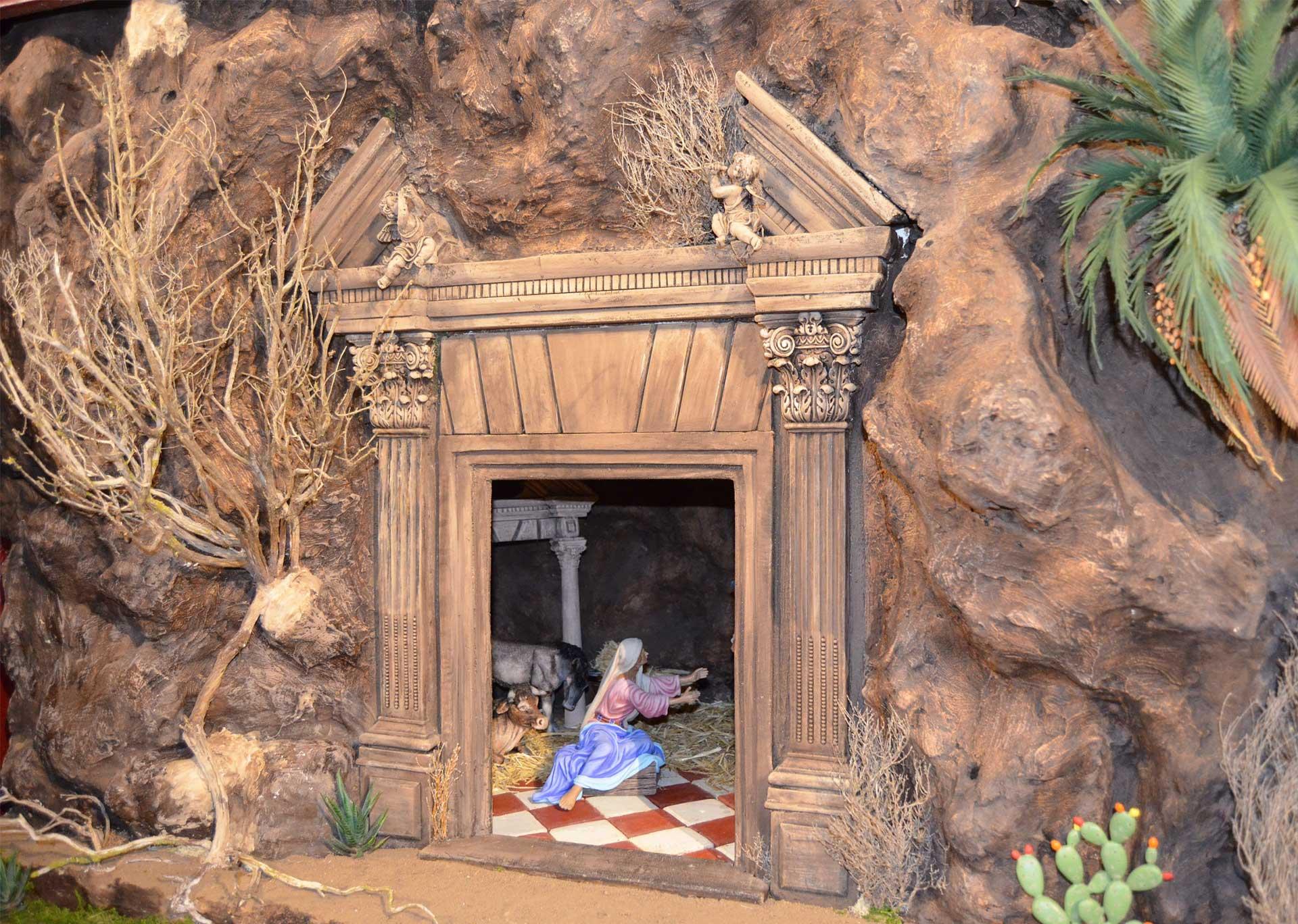 imagen del museo del belén de san javier