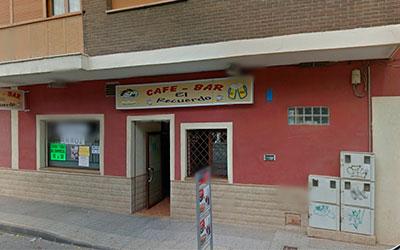 Cafe bar el recuerdo