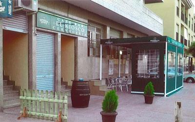 restaurante kiosko