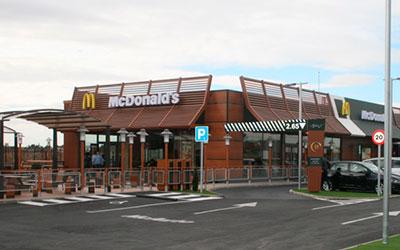 restaurante mcdonals