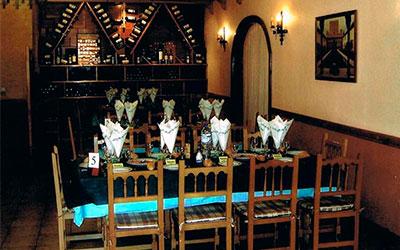 restaurante mesón andaluz