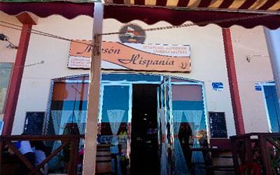 Restaurante mesón hispania