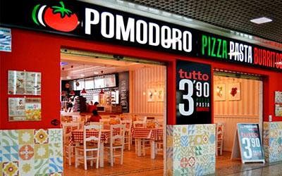 restaurante pizzeria pomodoro