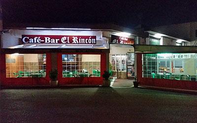cafe bar el rincón