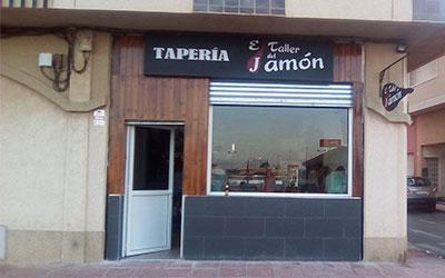 taperia taller de jamon