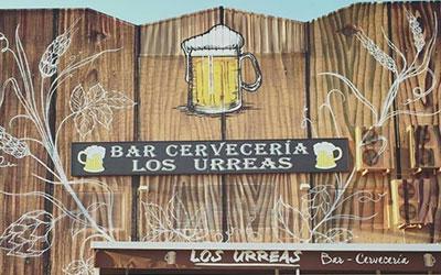 bar cervezeria los urreas