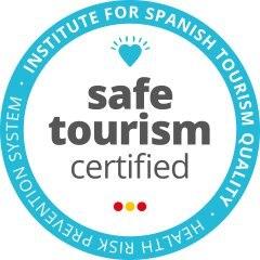 Logo Safe Tourism Certified